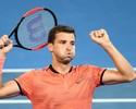 Dimitrov fatura título de Brisbane após bater três top 10 e Nishikori na final