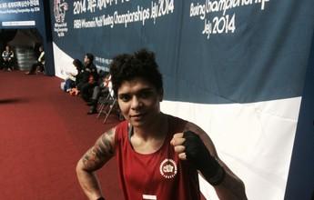 Dona da centésima medalha do Brasil, boxeadora busca pódio no Rio 2016