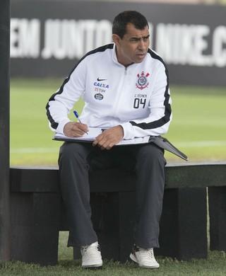 Fábio Carille Corinthians (Foto: Daniel Augusto Júnior / Ag. Corinthians)