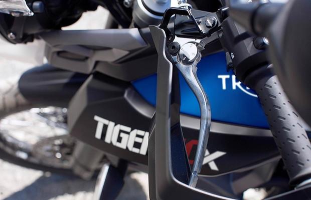 Triumph Tiger 800  (Foto: Divulgação)