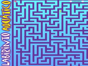 labirinto aquatico