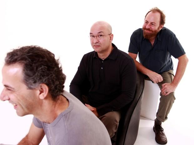 Paralamas do Sucesso, versão 'Power Trio' (Foto: Maurício Valladares/Divulgação)