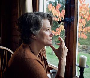 PODER DA REFLEXÃO A atriz Barbara Sukowa no papel da filósofa Hannah Arendt. Judia  e alemã, ela foi capaz de entender o nazismo em toda a sua complexidade (Foto: Zeitgeist Films/Everett Collection)