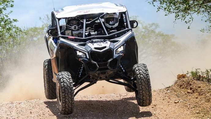 Francinei Costa (UTVs) Rally RN 1500 2017 (Foto: Doni Castilho/DFotos)