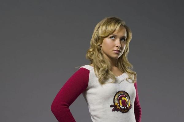 Hayden Panettiere como a cheerleader Claire Bennet de 'Heroes' (Foto: Divulgação)