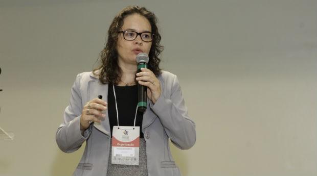 Francilene Procópio Garcia, a presidente da Associação Nacional de Entidades Promotoras de Empreendimentos Inovadores (Anprotec) (Foto: Márcio Oliveira)