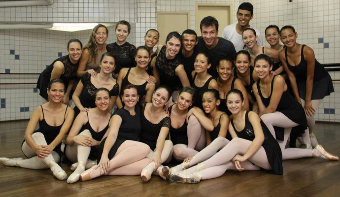 Ballet Gacemss de Volta Redonda (Foto: Arquivo Pessoal)