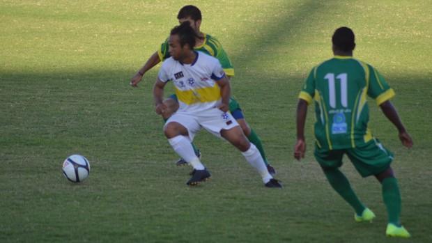 Boca vai encarar rival Estanciano na próxima rodada (Foto: Thiago Barbosa/GLOBOESPORTE.COM)