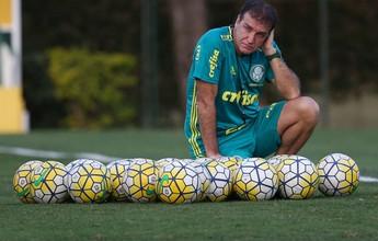 STJD diminui pena de Cuca por uso de ponto eletrônico pelo Palmeiras