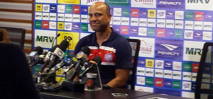 Sérgio Soares; Bahia; Fonte Nova (Foto: Raphael Carneiro)