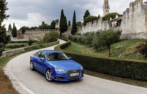 Avaliação: novo Audi A4 2.0