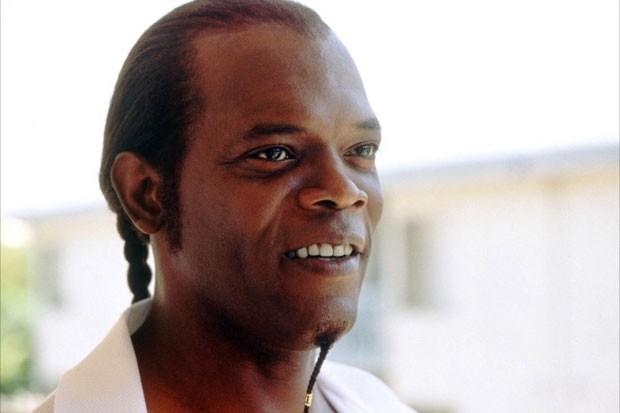 Samuel L. Jackson, em Jackie Brown (Foto: Reprodução)