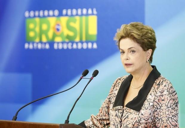Dilma propõe ao Senado empréstimos externos para Manaus, Niterói e Bahia