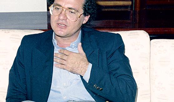 Renan Calheiros (Foto: Mino Pedrosa / Agência O Globo)
