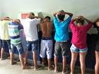 8 adolescentes são apreendidos após arrastão na Ponta Negra em Manaus
