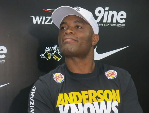 Anderson Silva MMA UFC (Foto: Adriano Albuquerque)