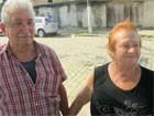Ademar Castro de Oliveira e Rosa Rodrigues de Oliveira (Foto: Bruno Gutierrez/G1)