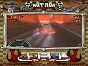 HotRod Racer