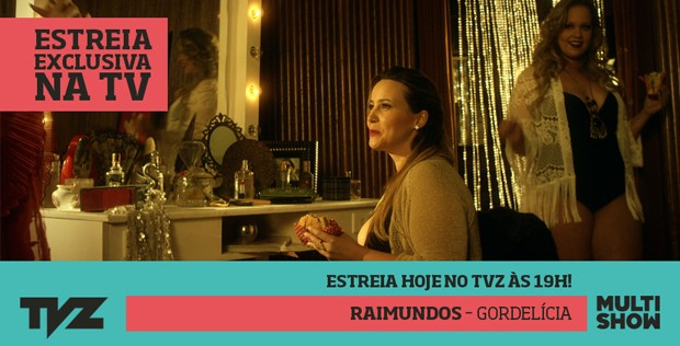 tvz raimundos (Foto: Multishow)