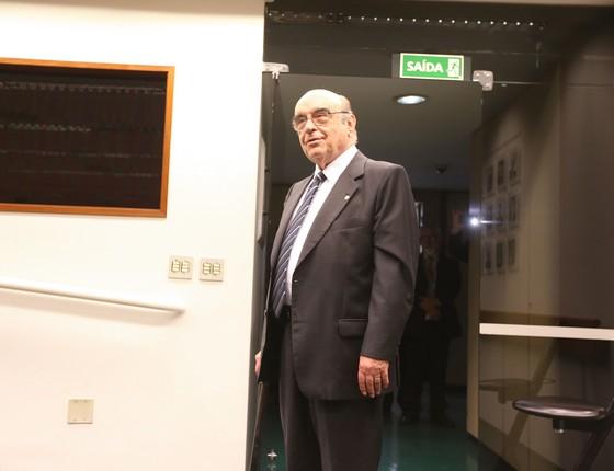 O deputado Bonifácio de Andrada (PSDB-MG) (Foto: Valter Campanato/Agência Brasil)