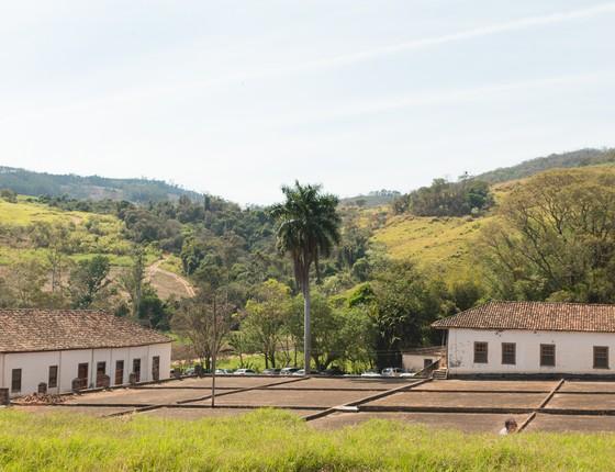 A Fazenda Atalaia foi fundada em 1870, para atender as necessidades da cafeicultura daquela época.  (Foto: Divulgação)
