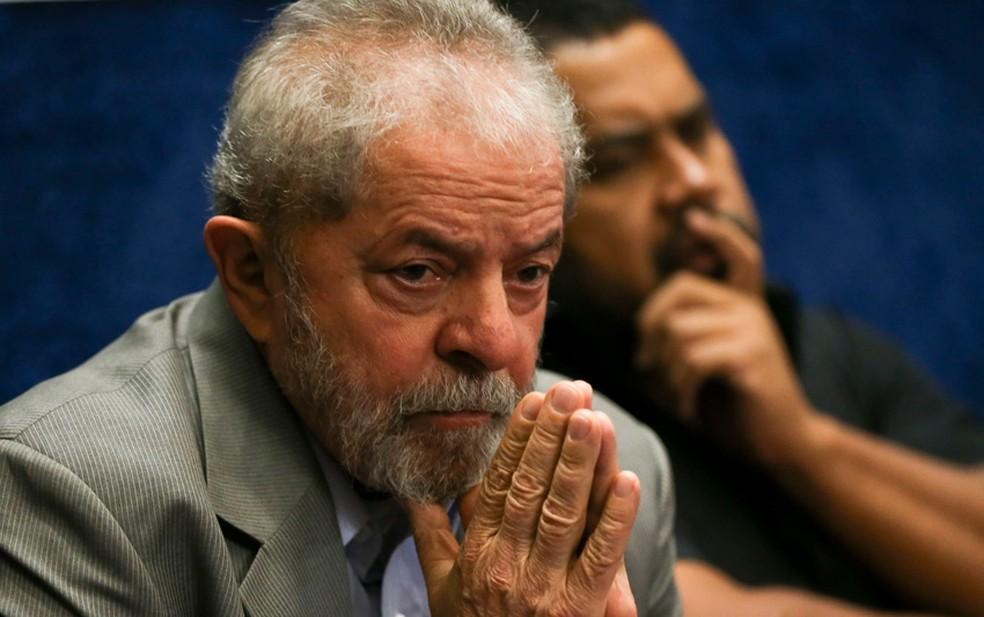 Ex-presidente Luiz Inácio Lula da Silva deve depor ao juiz Sérgio Moro na quarta-feira (10), em Curitiba (Foto: Marcelo Camargo/Agência Brasil)