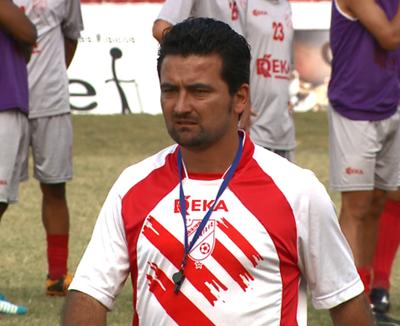 Alexandre Todoverto, técnico do Batatais (Foto: Ronaldo Oliveira / EPTV)