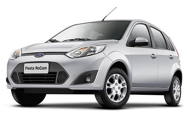 Ford Fiesta Rocam (Foto: Divulgação)