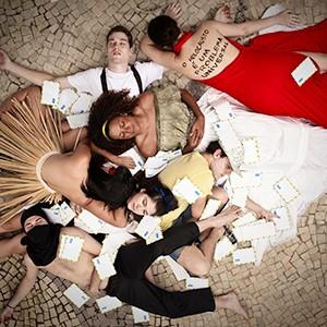 A peça foi inspirada em um dos maiores evento de direitos humanos do mundo (Foto: Marcio Nunes)