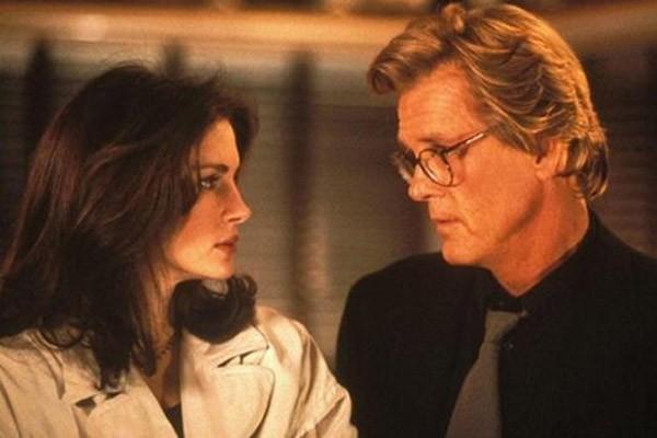Nick Nolte e Julia Roberts em 'Adoro Problemas' (Foto: Divulgação)