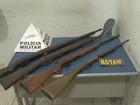 Militar reformado é detido por posse ilegal de arma de fogo em Juiz de Fora