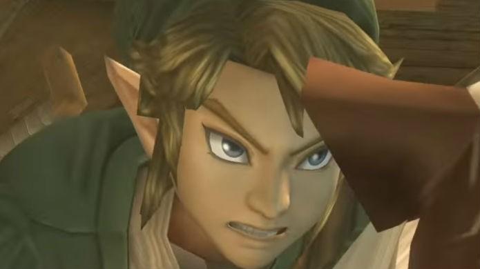 Legend of Zelda Twilight Princess HD não aprimorou muito seus gráficos (Foto: Reprodução/YouTube)