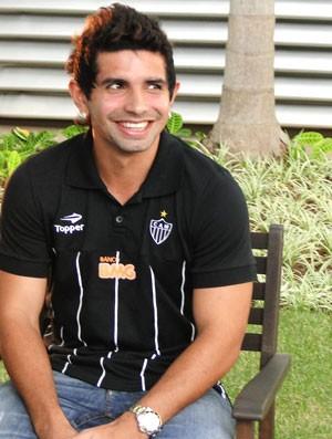 Guilherme, Atlético-MG  (Foto: Roberto Rodrigues)