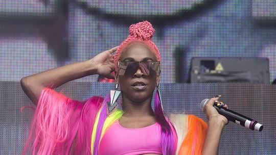 Karol Conka sobre participação de MC Carol no Lollapalooza: 'É hora de empoderarmos as mulheres'