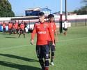 Viçosa afasta lembrança ruim por empate do Atlético-GO no Olímpico