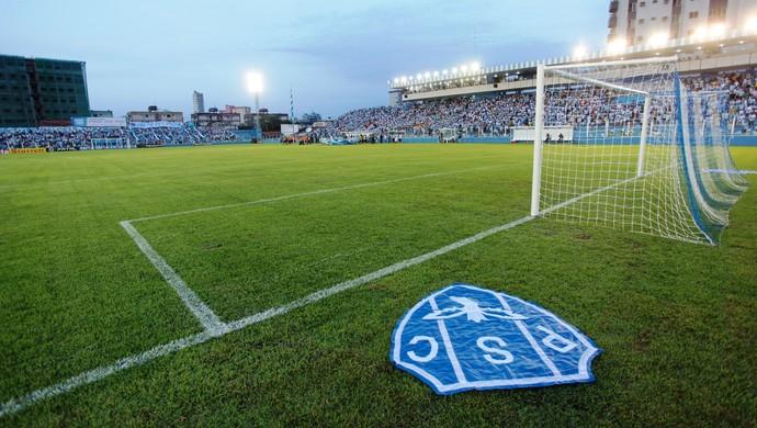 Estádio Leônidas Castro, a Curuzu  (Foto: Tarso Sarraf/O Liberal)