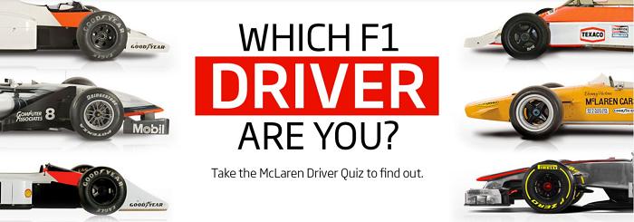 Qual piloto da McLaren você é?