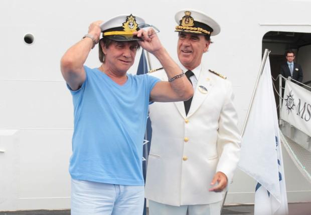 Roberto Carlos (Foto: Celso Tavares/Ego)