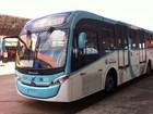 Fortaleza recebe frota de ônibus com wi-fi e ar-condicionado (Prefeitura de Fortaleza/ Divulgação)