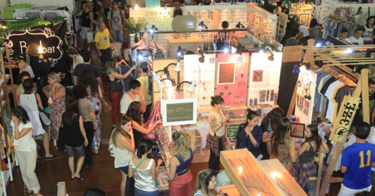 3cd77a467d8 G1 - Babilônia Feira Hype completa 18 anos de moda criativa no Rio -  notícias em Rio de Janeiro