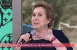 Aracy Balabanian é filha de imigrantes armênios