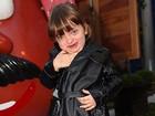 Confira o estilo de Rafaella, filha de Ticiane Pinheiro e Roberto Justus