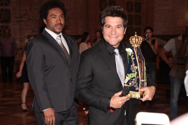 Daniel  (Foto: Denilson Santos, Marcelo Brammer e Joshua Bryan /AgNews)