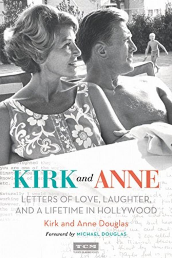 O livro escirto pelo ator Kirk Douglas com a esposa, Anne Douglas (Foto: Reprodução)
