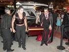 Gracyanne Barbosa comemora aniversário em clima de Halloween