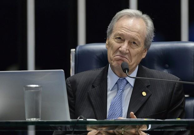 Ministro Ricardo Lewandowski, presidente do Supremo Tribunal Federal (Foto: Jefferson Rudy/Agência Senado)