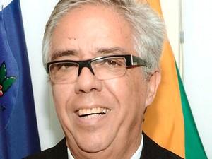 Nélcemir Lagôas, vereador morto em Cachoeiras de Macacú, no Rio de Janeiro  (Foto: Divulgação/Site Oficial da Câmara Municipal)