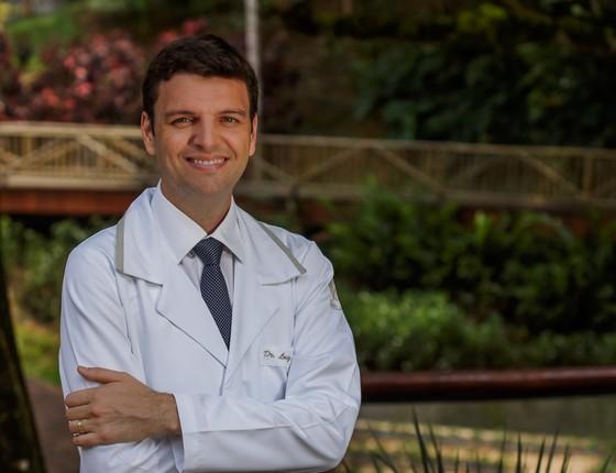 Dr. Luiz Fernando Sella também é diretor do Rituaali, centro de bem-estar e saúde na Região Serrana do Rio (Foto: André Maceira)