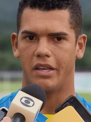 Jhony Paraná Clube (Foto: Reprodução/RPC)