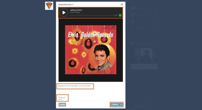 Publique a música no Tumblr (Foto: Reprodução/Barbara Mannara) (Foto: Publique a música no Tumblr (Foto: Reprodução/Barbara Mannara))
